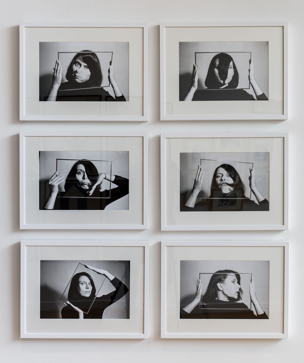 Katalin Ladik, Poemin, 1978/2016. Photo by Etienne Frossard. Courtesy of the artist, Elizabeth Dee New York and acb Gallery Budapest.