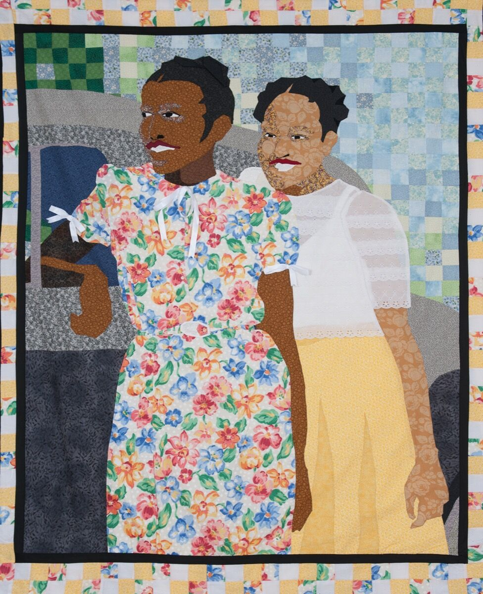 Dawn Williams Boyd, Peaches and Evangeline: Bibbs County, FL 1942, 2004. Courtesy of the artist and Fort Gansevoort.