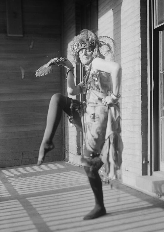 Baroness Von Freytag. Photo by Bain News Service from the United States Library of Congress Prints and Photographs division. Image via Wikimedia Commons.