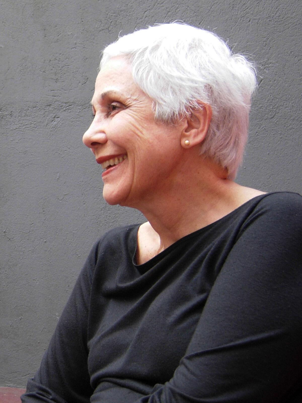 Anna Maria Maiolino by Lívia Gonzaga Bertuzzi. © Anna Maria Maiolino. Courtesy of Hauser & Wirth.