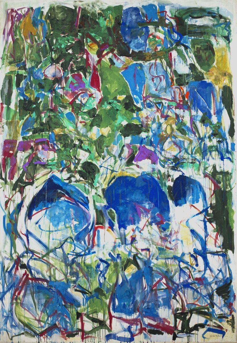 Joan Mitchell, My Landscape II, 1967. © Estate of Joan Mitchell. Courtesy of Smithsonian American Art Museum.