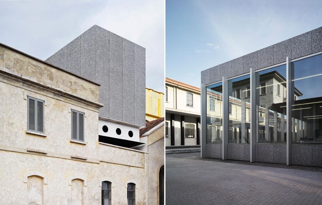 The New Fondazione Prada Is The Contemporary Art Museum