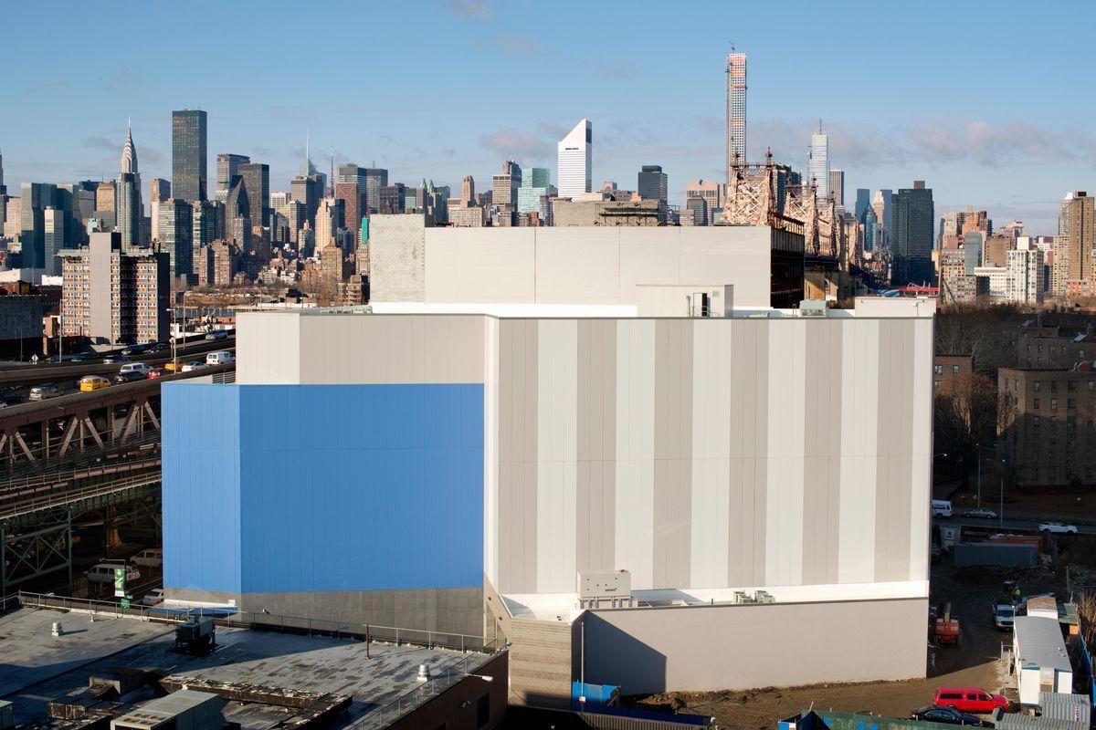 Exterior of UOVO's flagship location, UOVO:NYC. Photo by Rodrigo Pereda. Courtesy of UOVO.