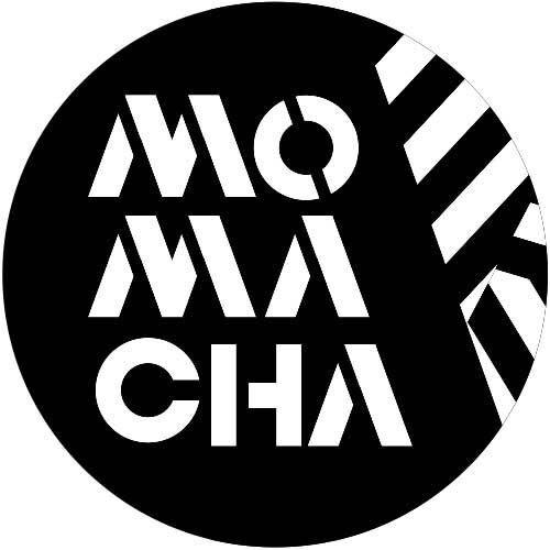 MOMACHA's new identity, 2018. Courtesy of MOMACHA.