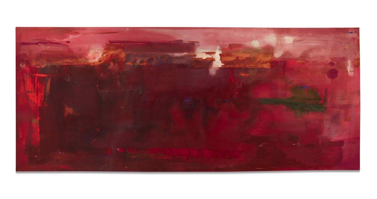 Helen Frankenthaler, Carousel, 1979. Courtesy of Sotheby's.