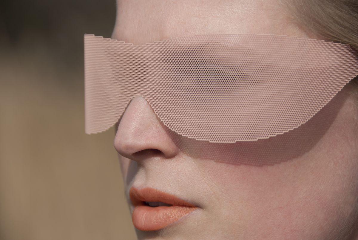 buro BELéN (Brecht Duijf, Lenneke Langenhuijsen),  SUN+, Unseen Glasses,   2012. Photo by buro BELéN. Courtesy of the designers.