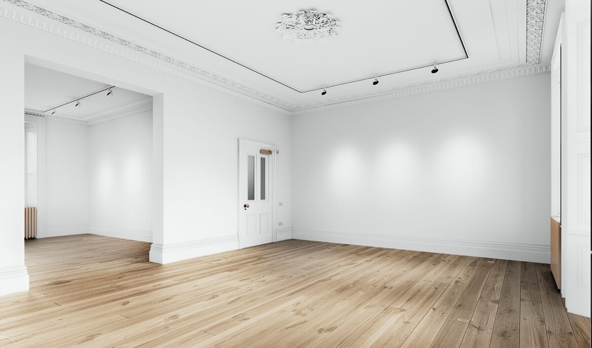 Interior view of gallery at Cromwell Place. Courtesy of Cromwell Place.