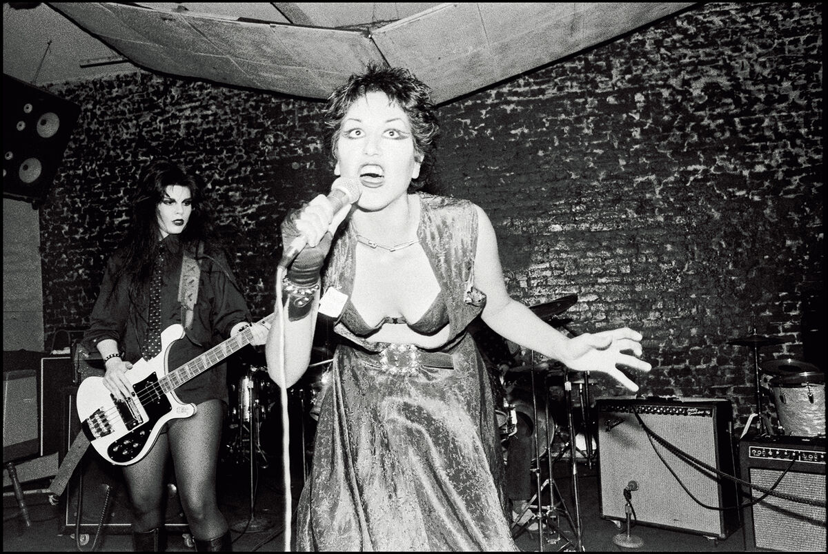 Ruby Ray, Pat Bag and Alice Bag, 1978. Courtesy of the artist.