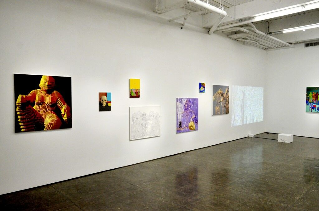 Image courtesy of Klein Sun Gallery.