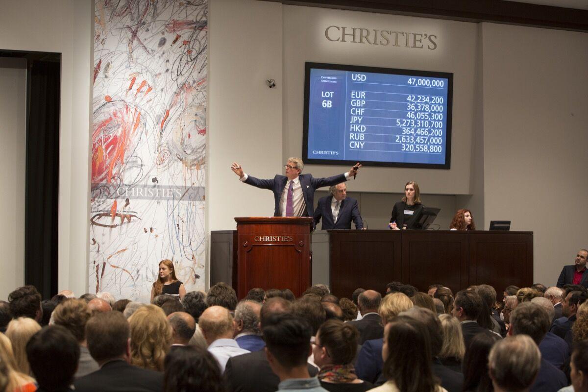 Photo courtesy of Christie's.