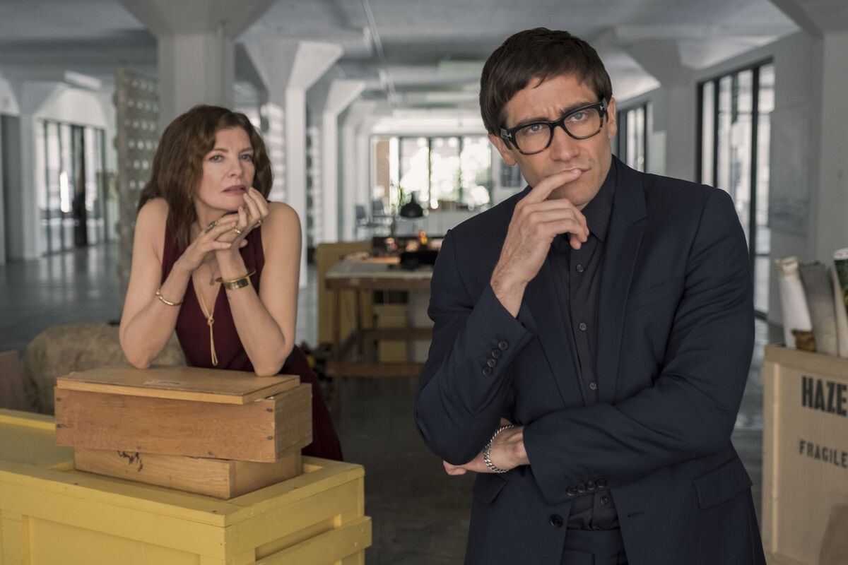 Still from Velvet Buzzsaw, 2019. Image courtesy of Netflix.
