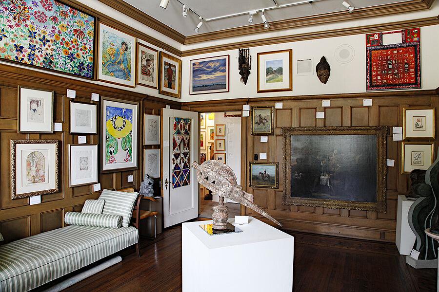 The David Barnett Gallery