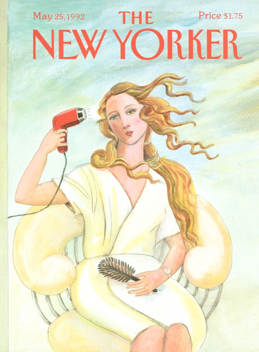 Susan Davis, May 25, 1992, 1992. © Susan Davis and The New Yorker. Courtesy of The New Yorker.