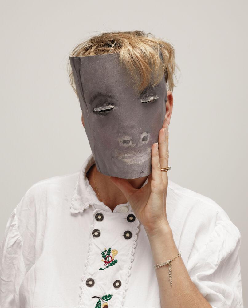 Portrait of Laure Prouvost. © Laure Prouvost. Courtesy Walker Art Center, Minneapolis and Lisson Gallery.
