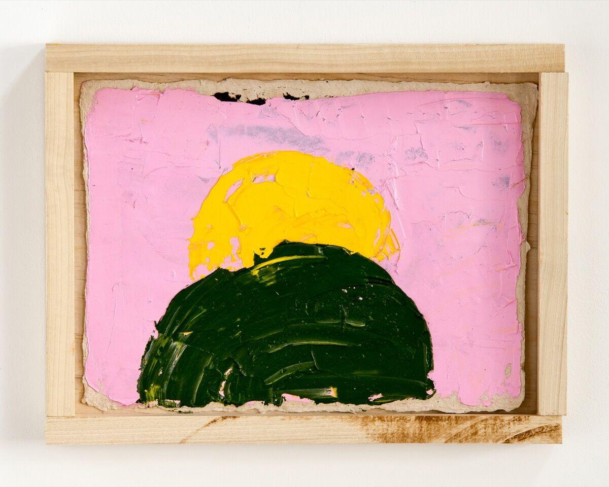 Alvaro Barrington, 1937–1996, 2019. Courtesy of the artist and Galerie Thaddaeus Ropac.