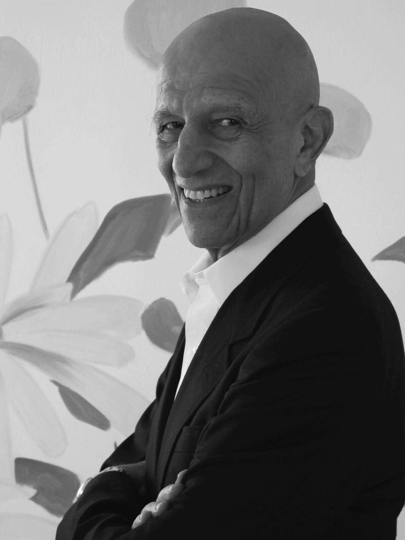 Portrait of Alex Katz, 2011. Photo by Vivien Bittencourt.