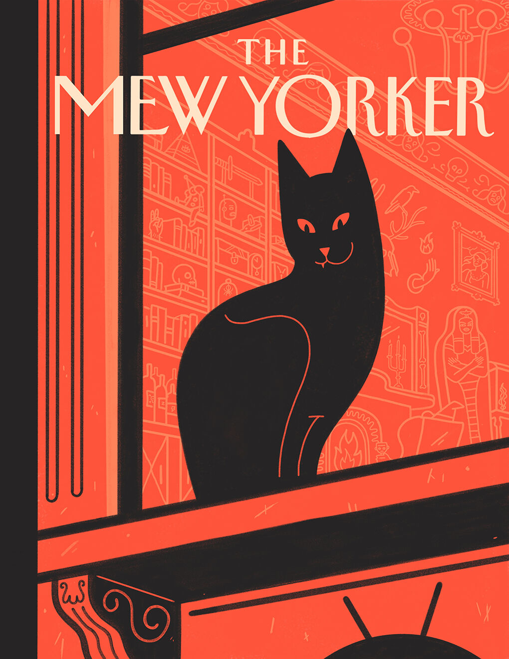 the not yorker is giving rejected new yorker covers a second chance