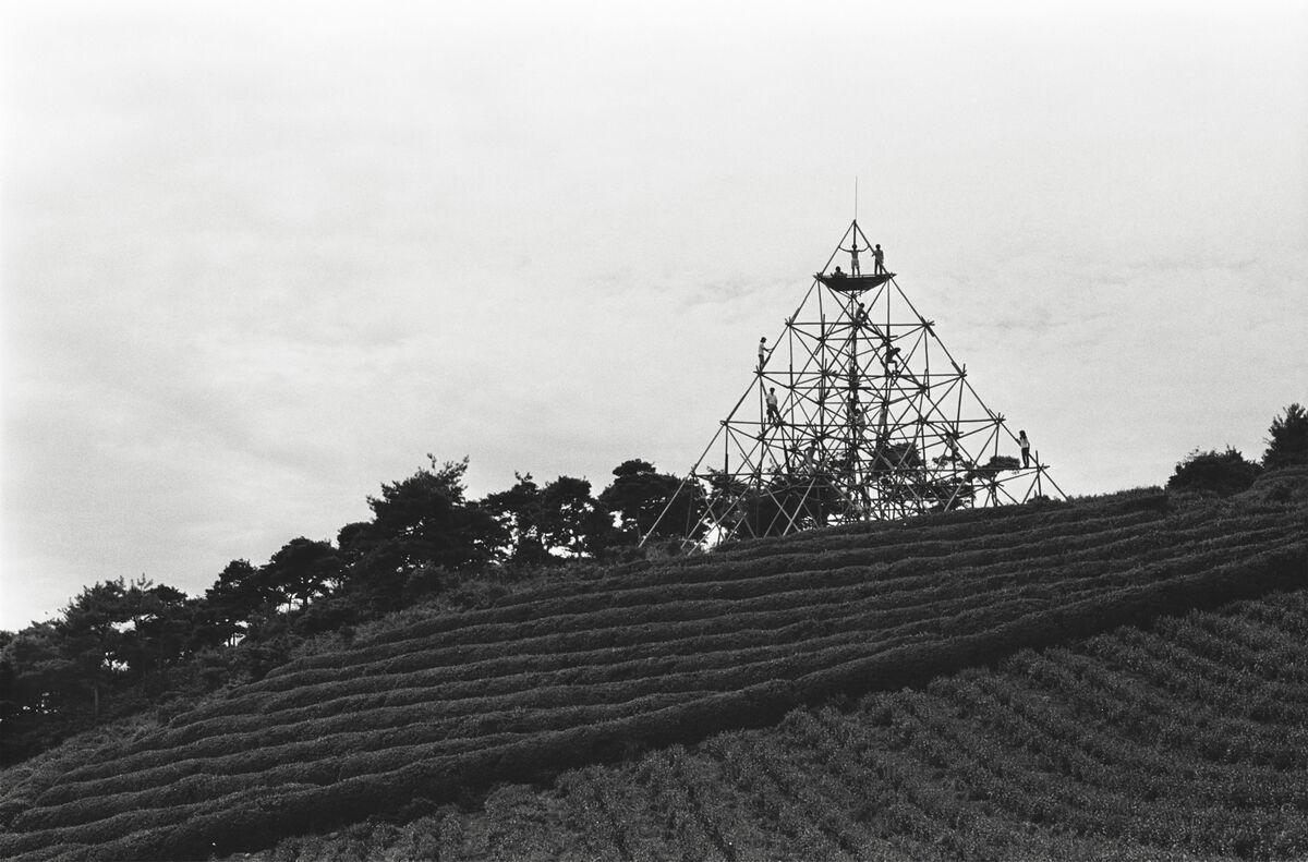 The Play, Thunder, 1977–86. Courtesy of the Japan Society.