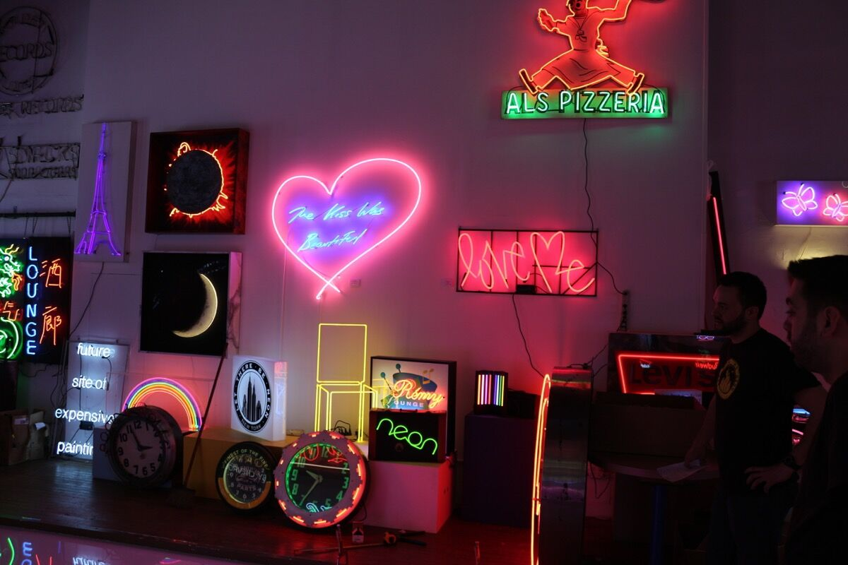 Courtesy of Let There Be Neon.