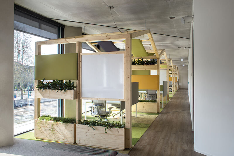 7 Creative Office Spaces Designed To Spark Innovation Artsy