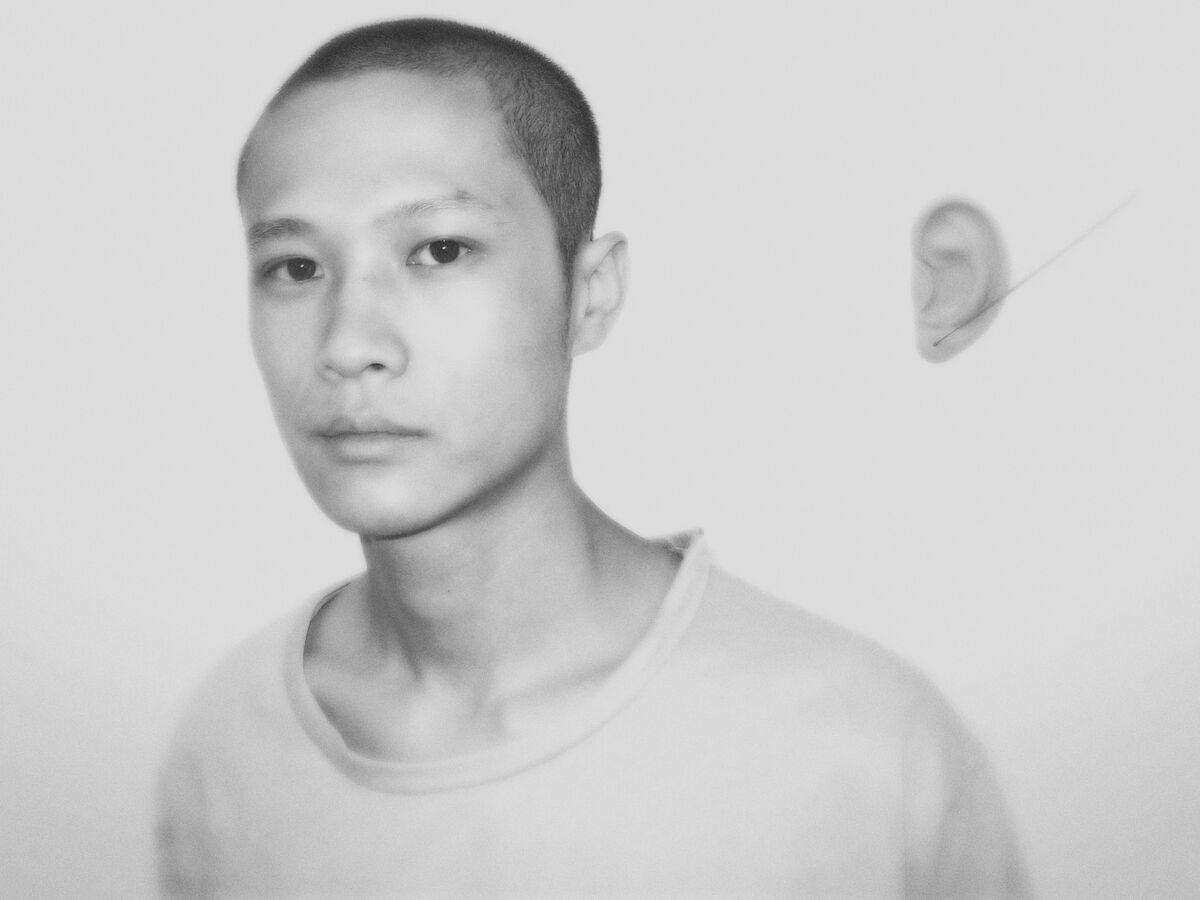Portrait by Yu Honglei, courtesy of the artist.