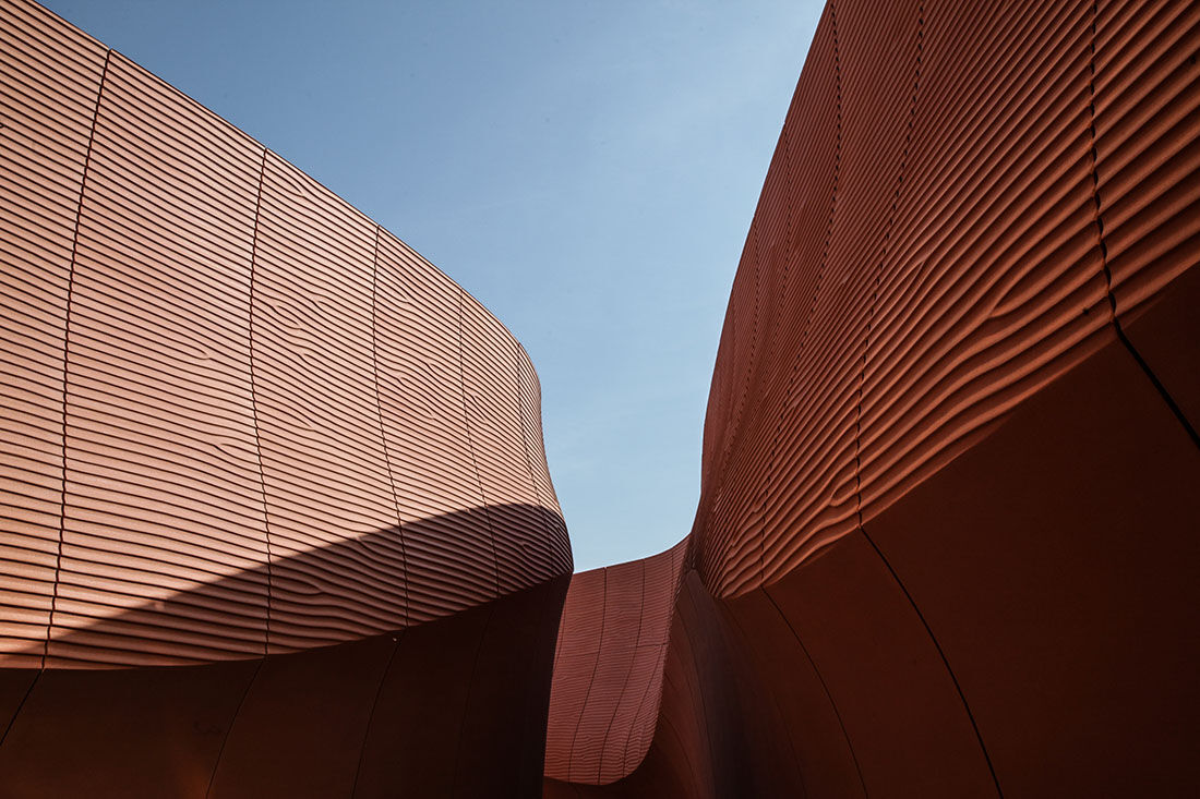 UAE Pavilion.Photo Pietro Baroni / Expo 2015.