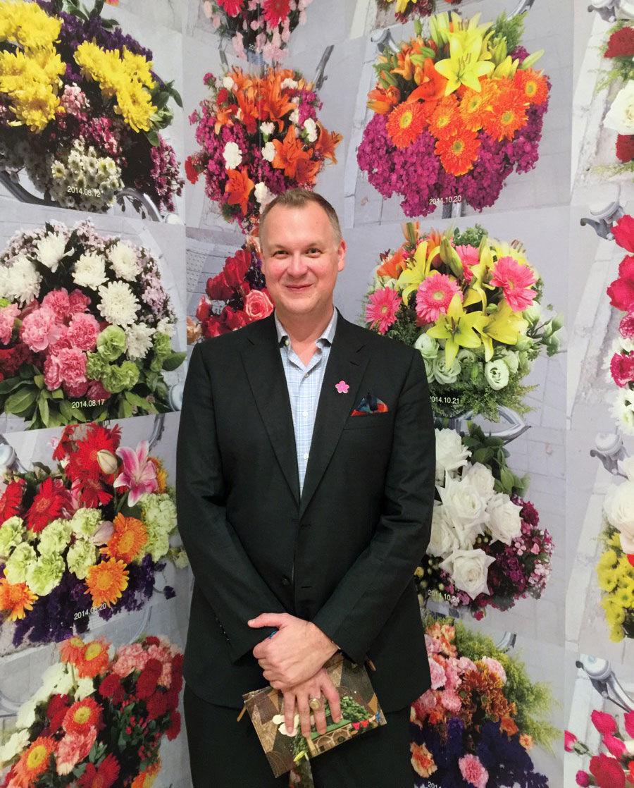 Eric Shiner. Photo courtesy of Sotheby's.