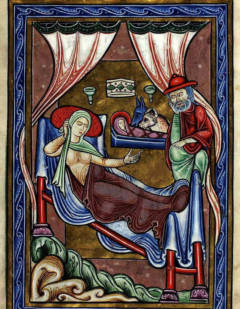 How Medieval Illuminated Manuscripts Marked the Rebirth of