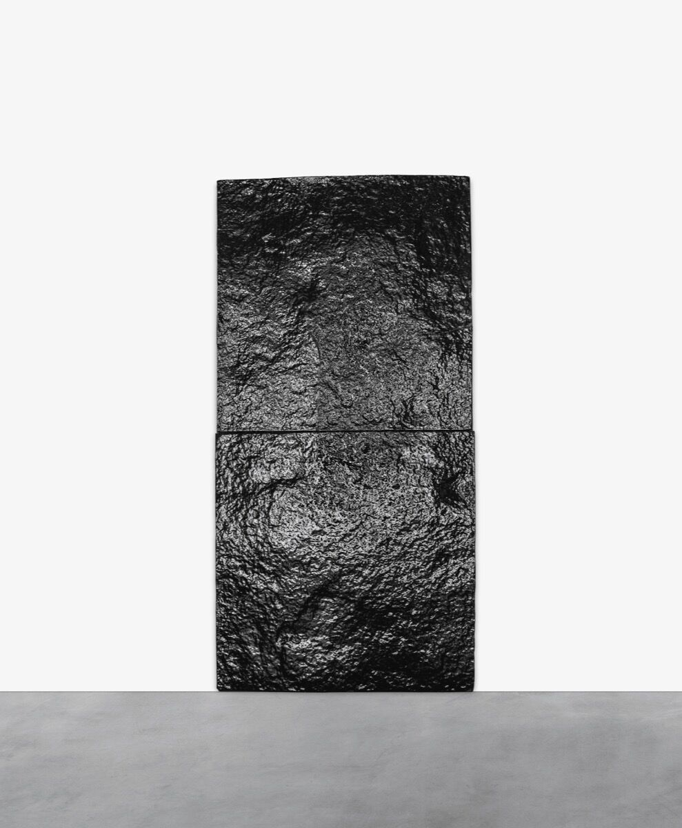 Mary Corse, Untitled (Black Earth Series), 1978. Photo © Mary Corse. Courtesy of Kayne Griffin Corcoran, Los Angeles, Lehmann Maupin, New York, and Lisson Gallery, London.