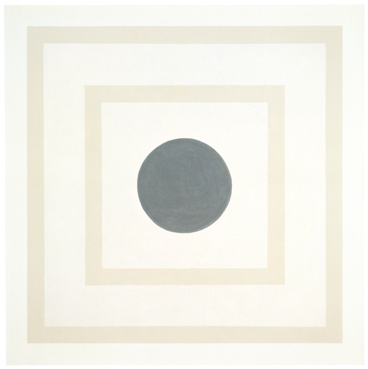 Agnes Martin, Untitled, c. 1960. © 2018 Estate of Agnes Martin / Artists Rights Society (ARS), New York. Courtesy of Pace.