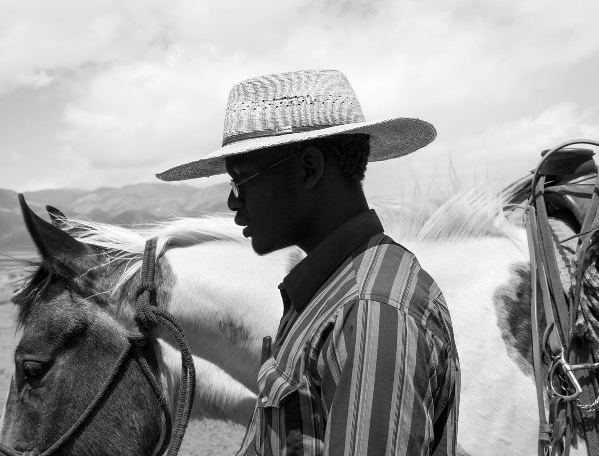 Sam Contis, Cowboy, 2014. Courtesy of the artist and MATRIX 266.