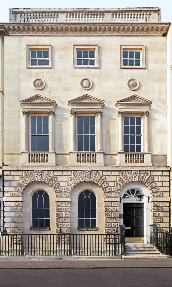 Ely House, 37 Dover Street, London. Courtesy of Galerie Thaddaeus Ropac.