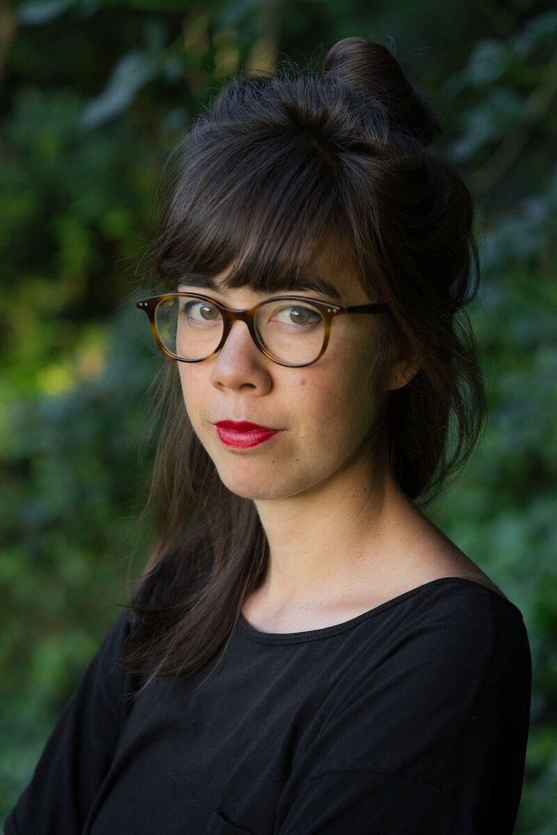 Portrait of Jenny Odell. Photo © Ryan Meyer. Courtesy of Jenny Odell.