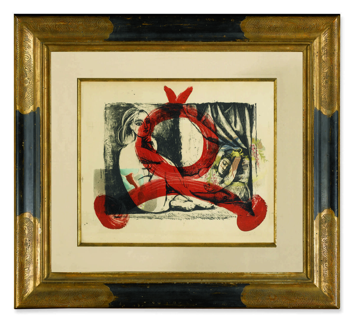 Pablo Picasso, Arabesque, n.d. Courtesy of Sotheby's.