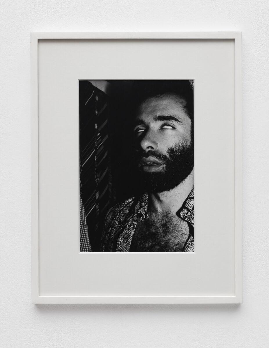 Aura Rosenberg, Head Shots (CL 1), 1991-1996. Courtesy of Martos Gallery.