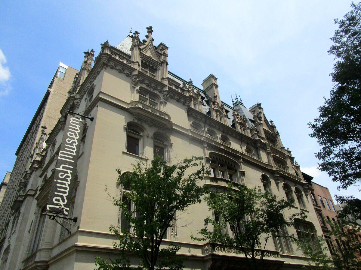 The Jewish Museum. Image via Flickr.