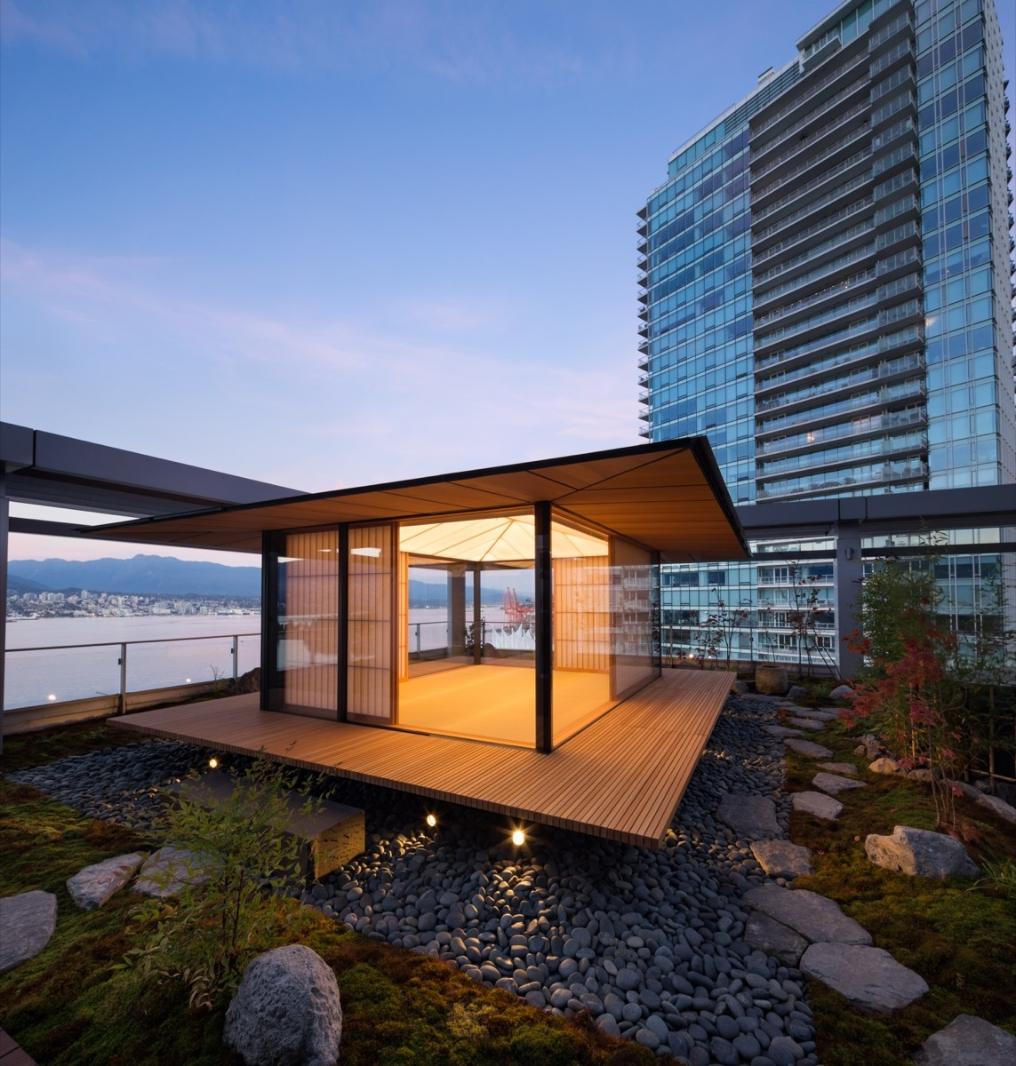 6 Modern Teahouses That Are Architectural Wonders - Artsy on grain silo home designs, shed home designs, tea house floor plans,
