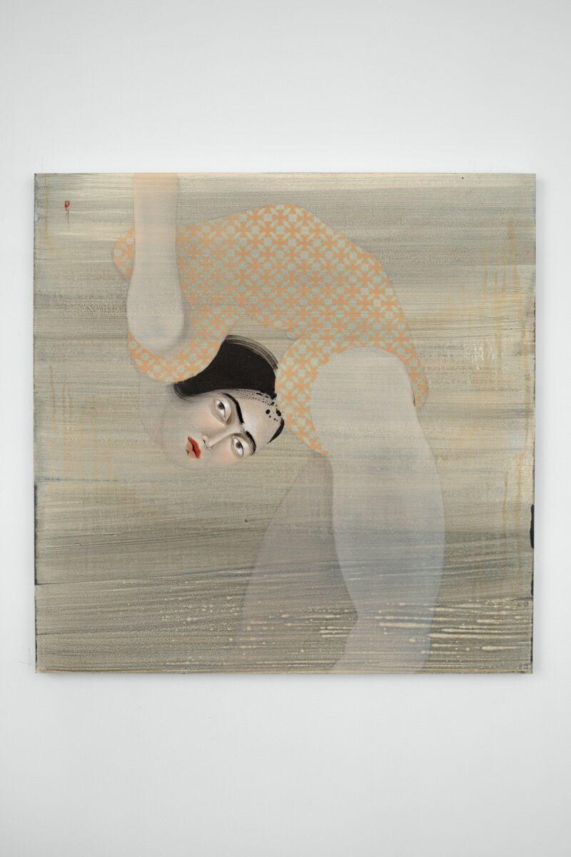 Hayv Kahraman, Bend 1, 2019. © Hayv Kahraman. Courtesy of the artist and Jack Shainman Gallery, New York.