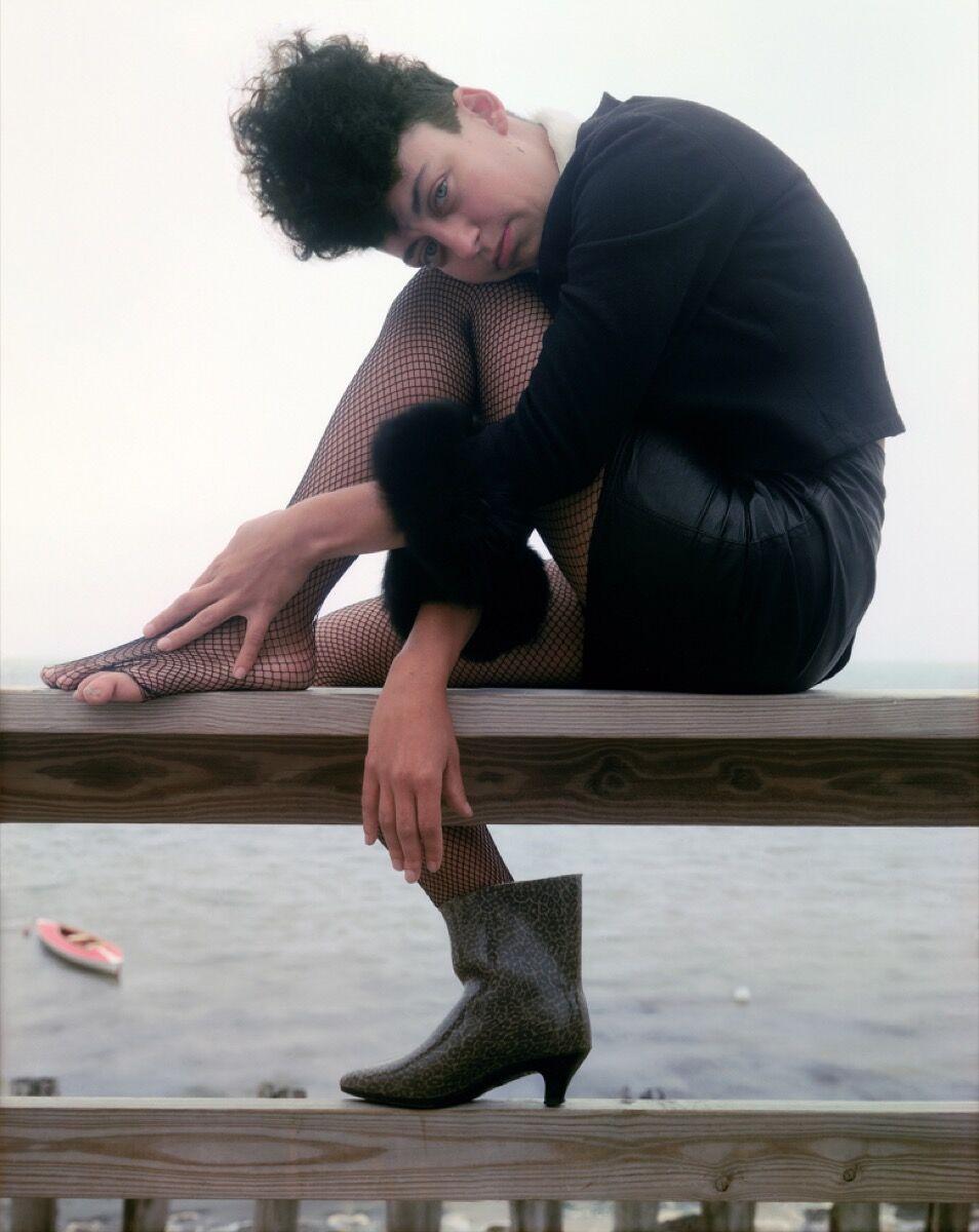 "Joel Meyerowitz , Denise, 1985, from ""Joel Meyerowitz: Provincetown."" © Joel Meyerowitz. Courtesy of Aperture."