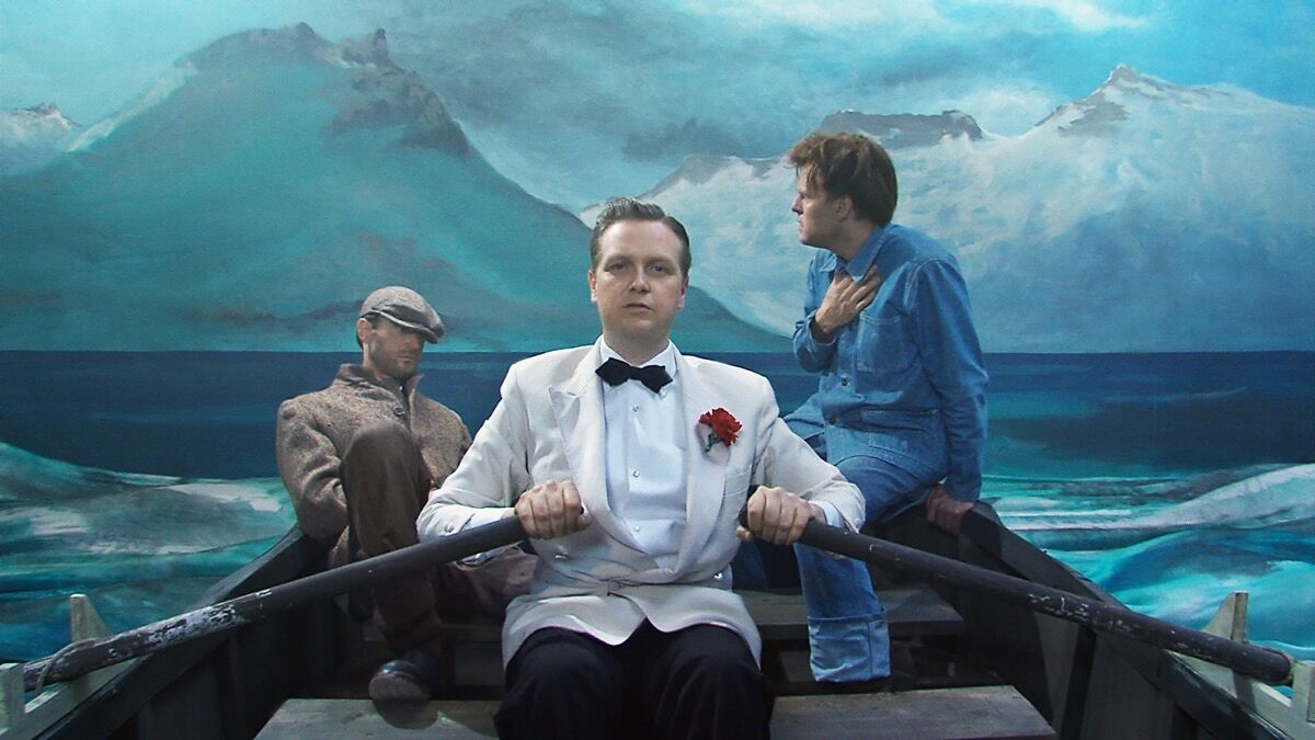Ragnar Kjartansson, World Light - The Life and Death of an Artist, 2015. Image courtesy of Luhring Augustine.