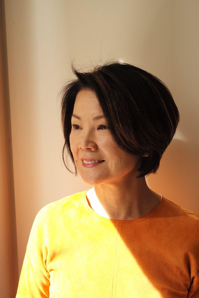 Portrait of Toshiko Mori by Ralph Gibson. Courtesy of Toshiko Mori Architect.