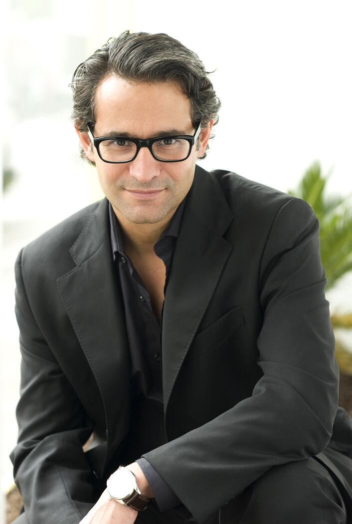 Portrait of Markus Dochantschi. Courtesy of studioMDA.