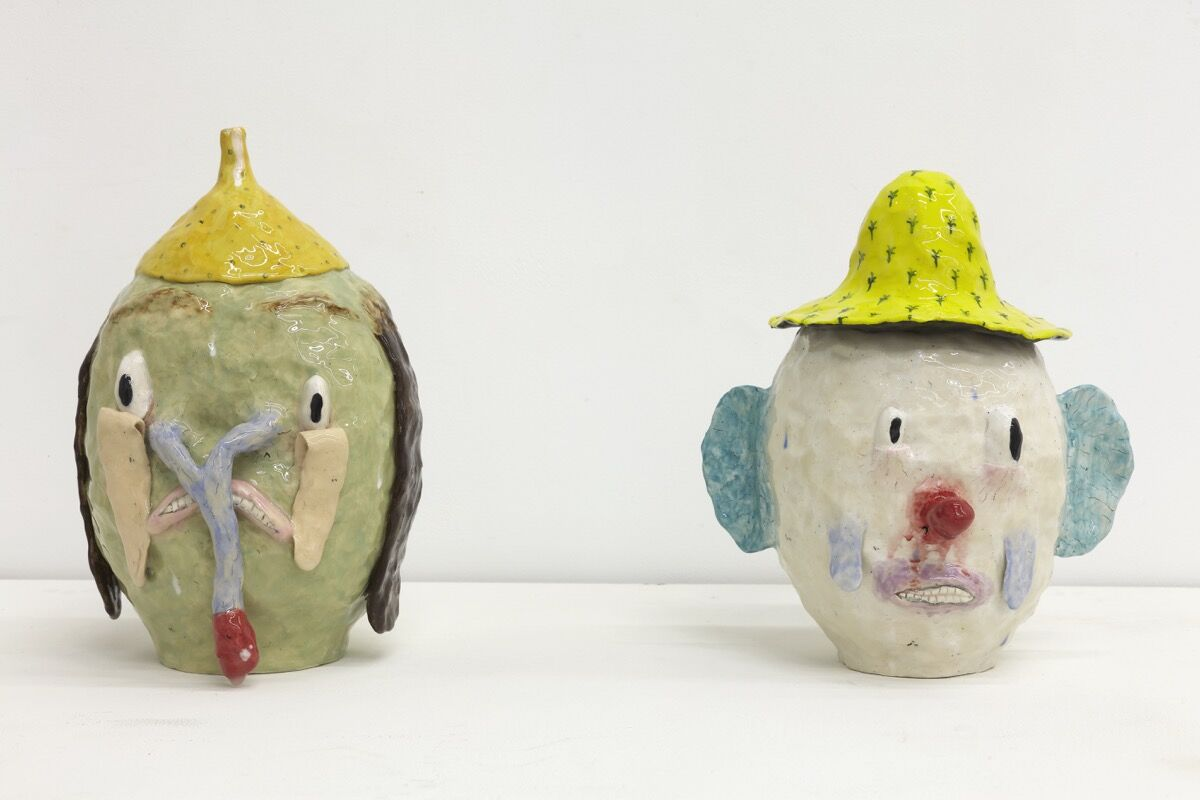 Works by Joakim Ojanen, on view Oct. 14–20. Courtesy of The Journal Gallery.
