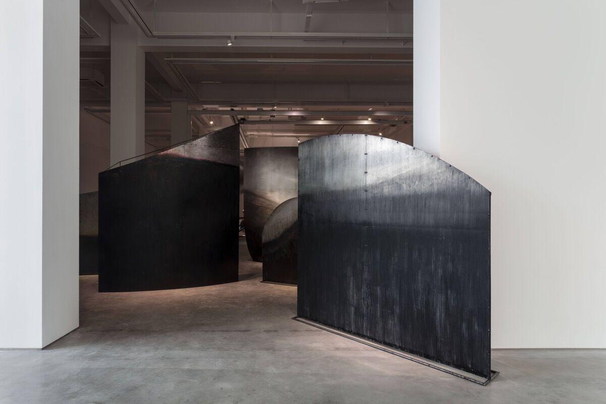 Liu Wei, Shadows, 2018. Courtesy Liu Wei Studio and Long March Space, Beijing.