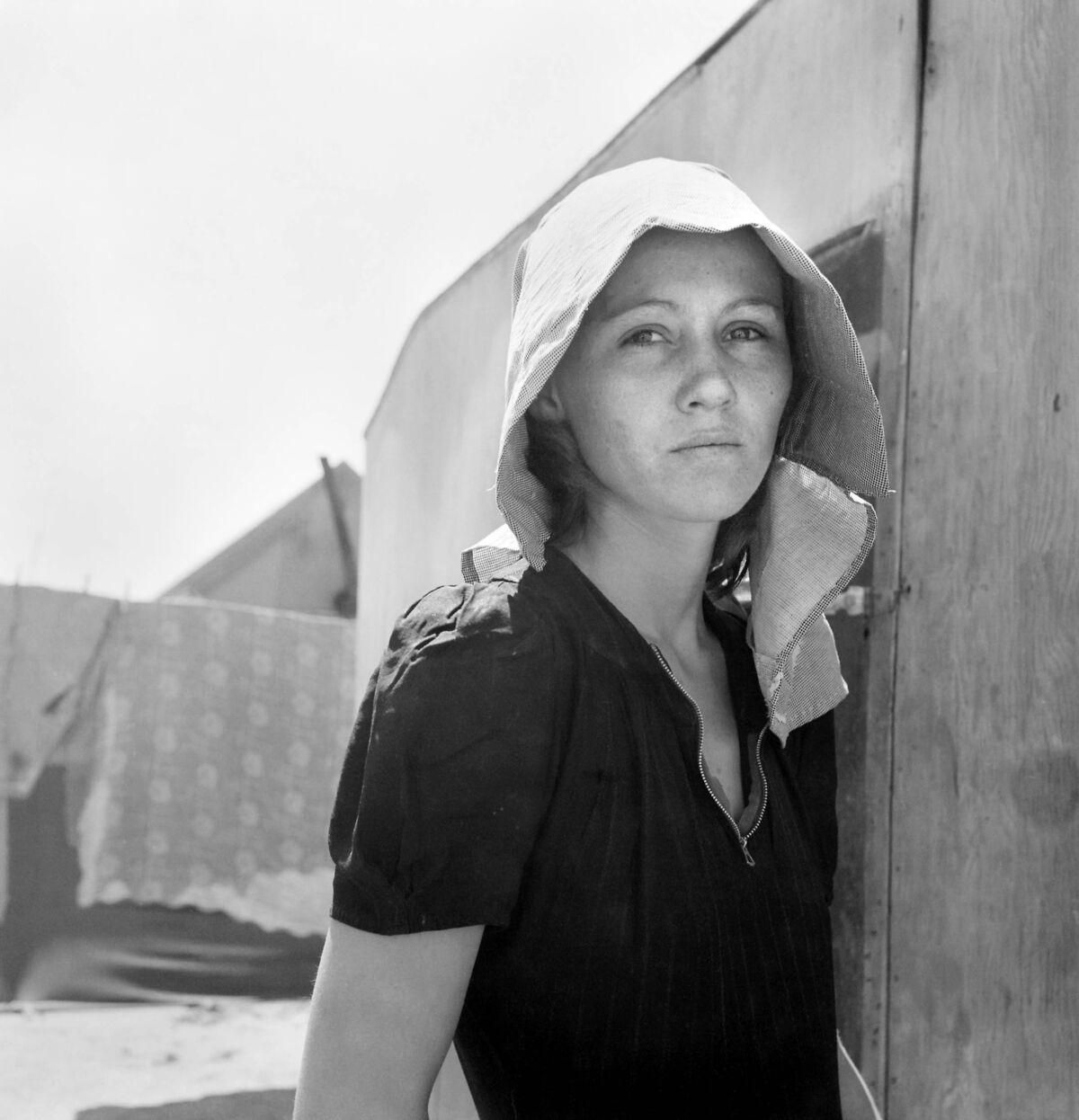 Dorothea Lange, Edison, Kern County, California, 1940. Image via Wikimedia Commons.