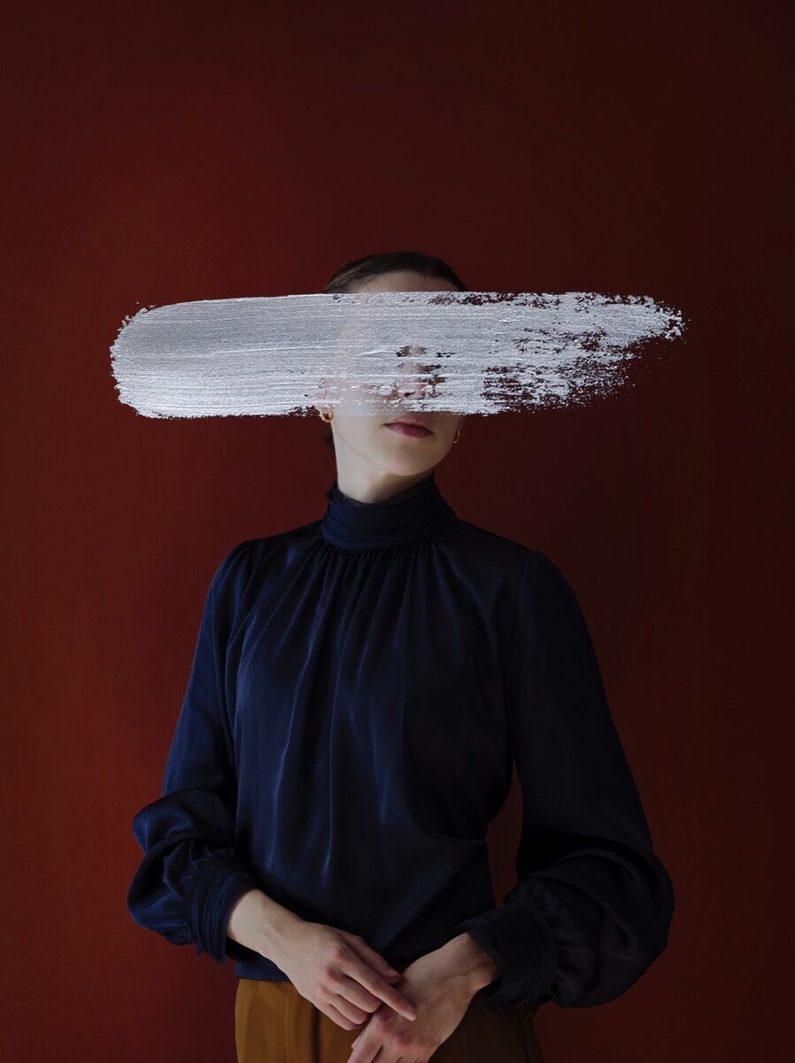 """Andrea Torres Balaguer,  Azure , from the """"Unknown"""" series. Courtesy of the artist."""