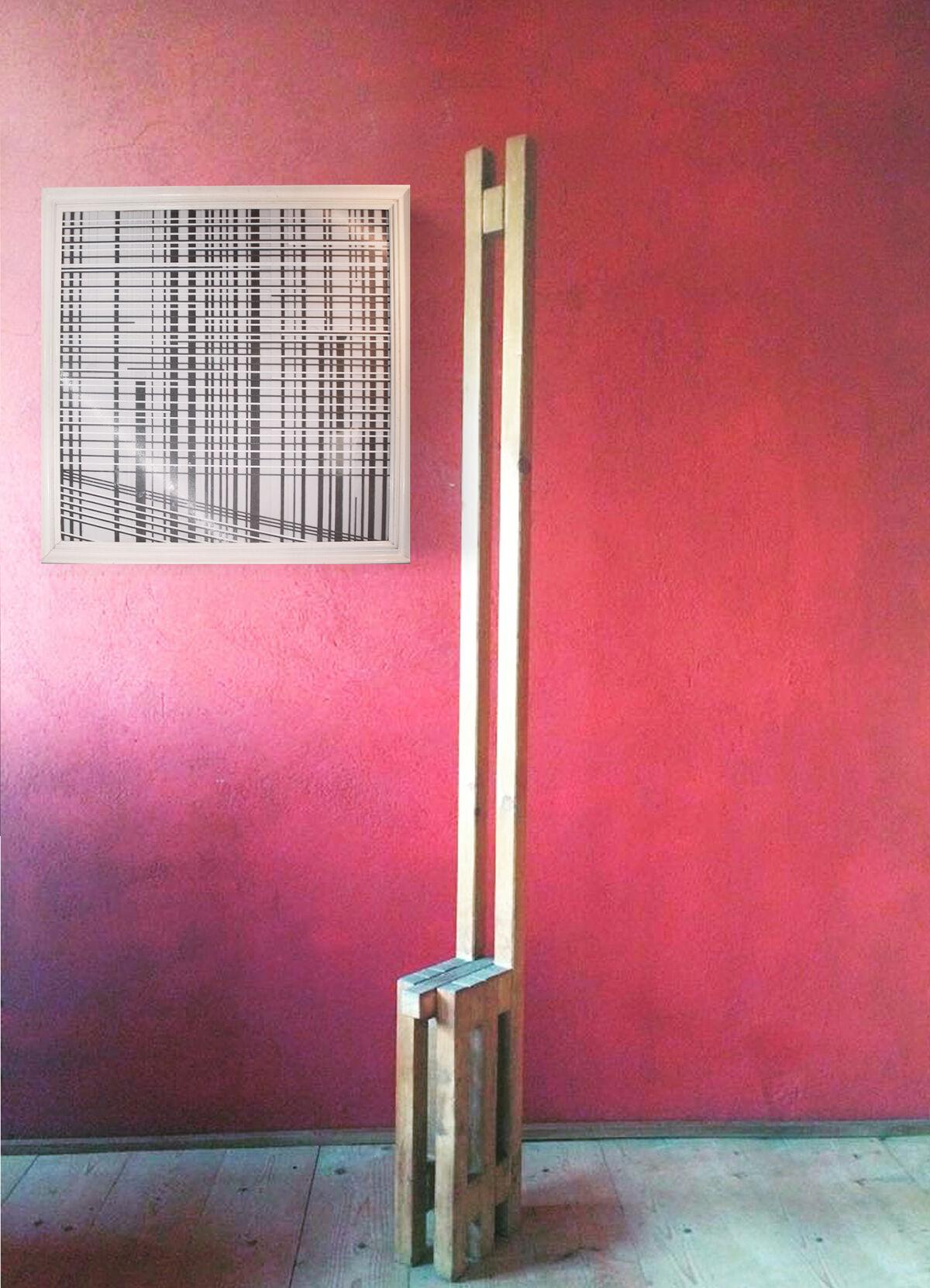Uranoide trone by Urano Palma 1978 at Erastudio Apartment-Gallery Courtesy of Erastudio Apartment-Gallery.