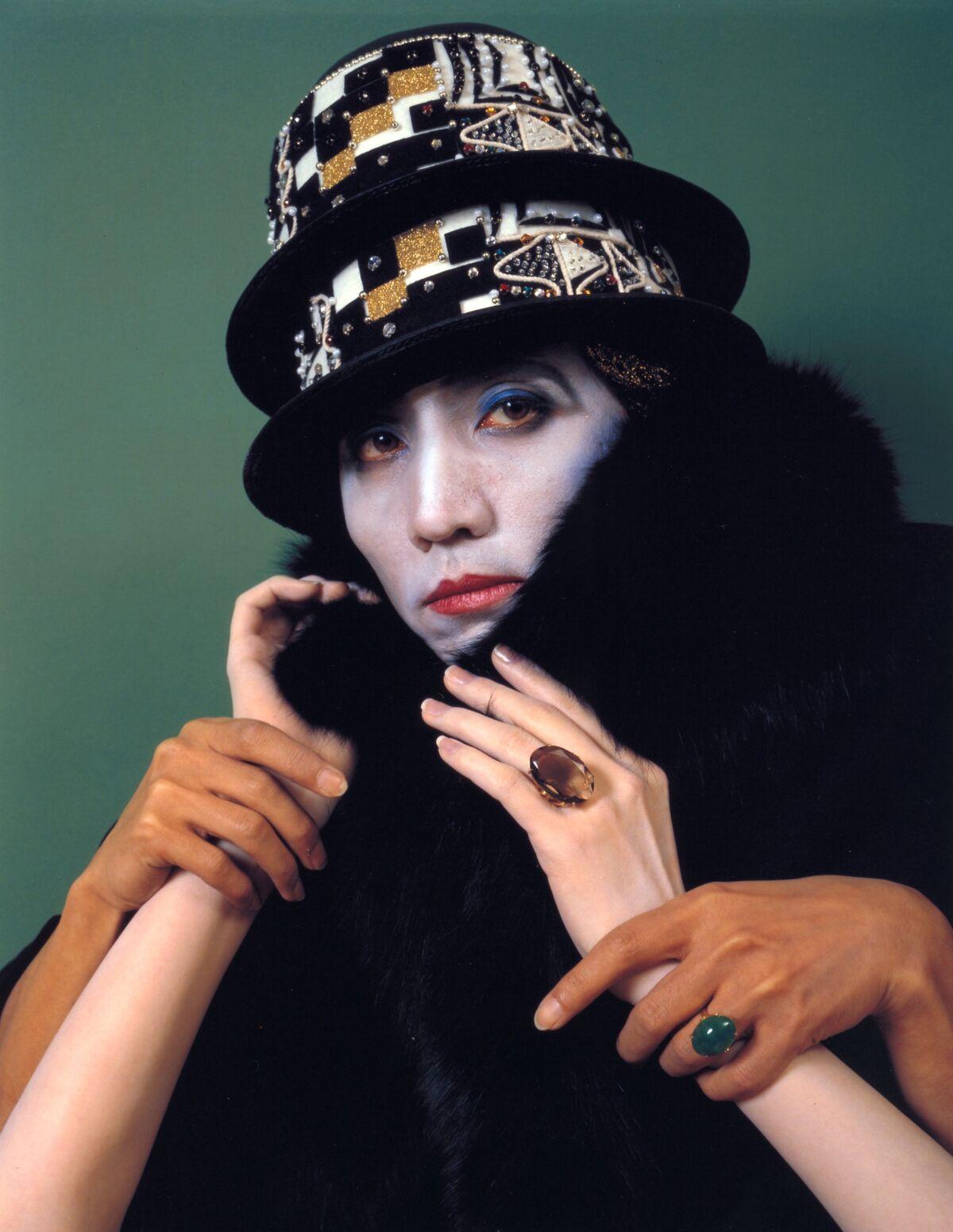 Yasumasa Morimura, Doublonnage (Marcel), 1988. © Yasumasa Morimura. Courtesy of the artist and Luhring Augustine, New York.