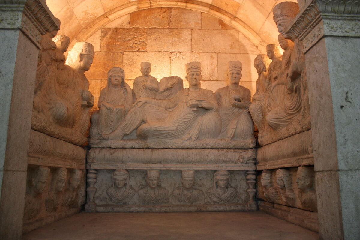 Resultado de imagem para national museum of damascus