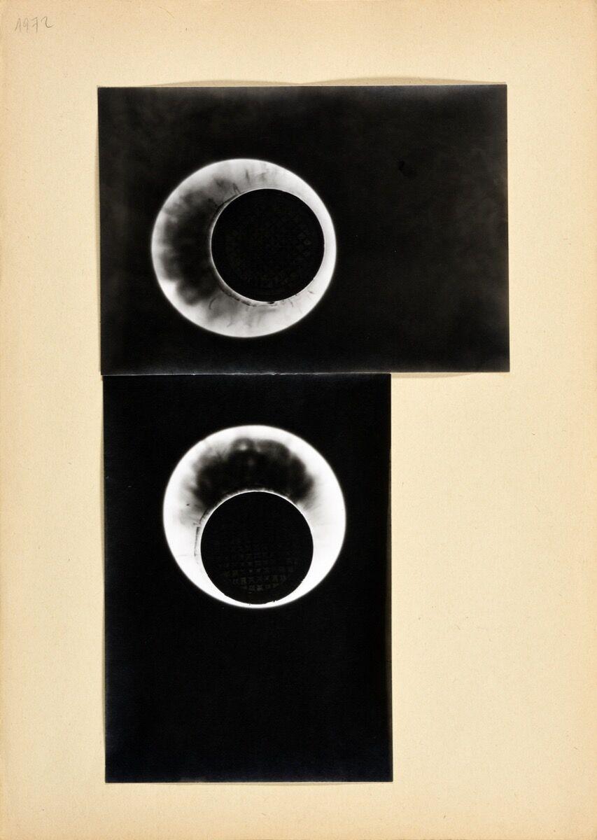 Katalin Nádor, Untitled, 1972. Courtesy of acb.